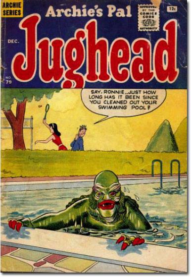Archie's Pal Jughead #79