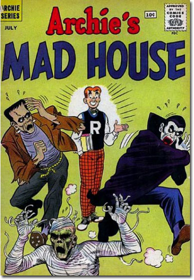Archie's Madhouse #13
