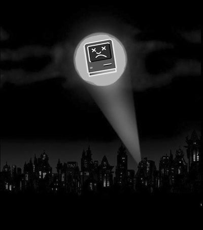 Bat Mac Signal
