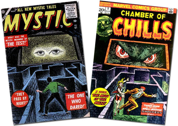 Mystic #41/Chamber of Chills #41
