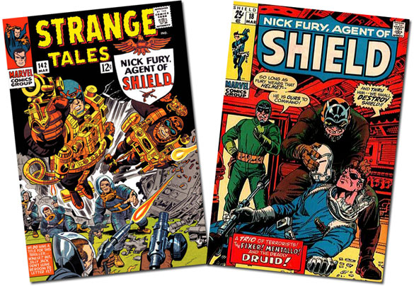Strange Tales #142/Nick Fury #18