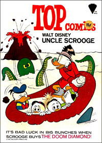 Top Comics: Uncle Scrooge #1