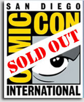 SDCC Sold Out logo