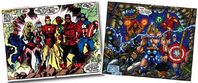 Avengers #1-196, #3-22