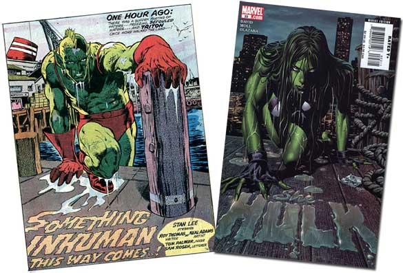 Avengers #95/She-Hulk #24