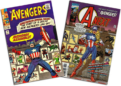 Avengers #16/A-Next #4