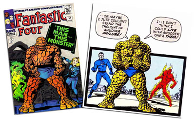 FF #51/Marvel Feature #11