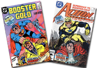 Booster Gold #7/Action Comics #594