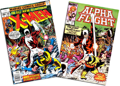 UXM #109/Alpha Flight #17