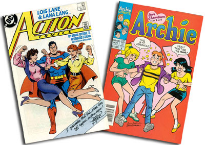Action Comics #597/Archie #429