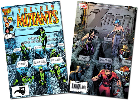 Dead Mutants Walkin'!