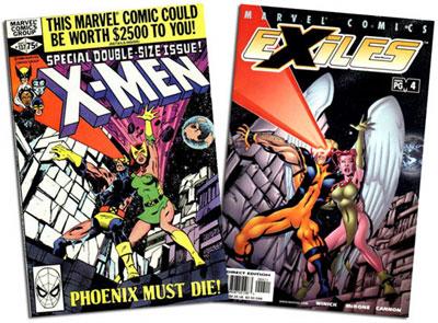 UXM #137/Exiles #4