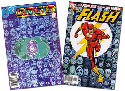Crisis #5/Flash #225