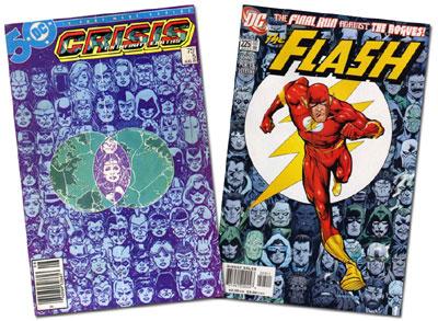 Crisis #5/Flash #225
