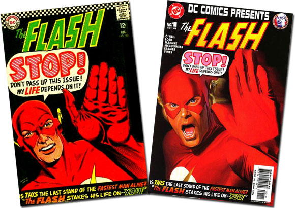 Flash #163/Dc Comics Presents The Flash #1