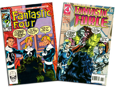 FF #265/FForce #13
