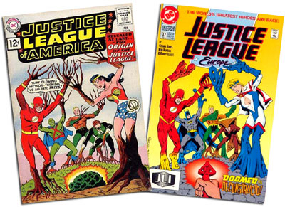 JLA #9/JLE #37