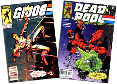 G.I. Joe #21/Deadpool #42