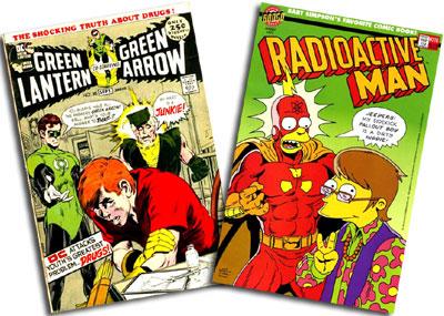 GL/GA #85/Radioactive Man #216