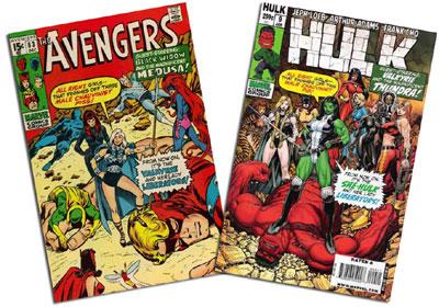 Avengers #83/Hulk #9