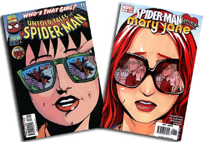 Untold Tales of Spider-Man #16/Spider-Man Loves Mary Jane #8