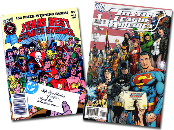 Best of DC #5/JLA #1