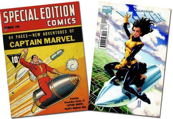 Special Edition Comics/UXM #522