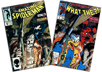 ASM #294/What The?! #3