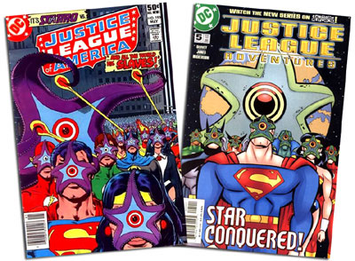 JLA #190, JLAdventures #5