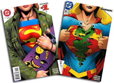 Supergirl #1 & #51