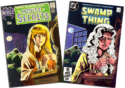 HOS #92/Saga of the Swamp Thing #33