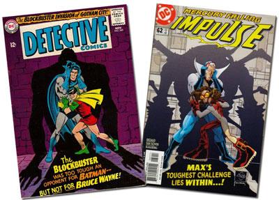 Detective #345/Impulse #62