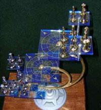 Tri-D Chess