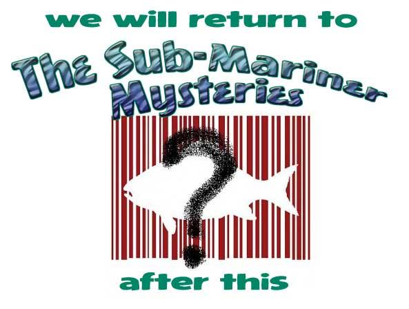 Sub-Mariner Mysteries