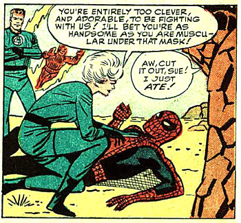 Amazing Spider-Man #8 panel