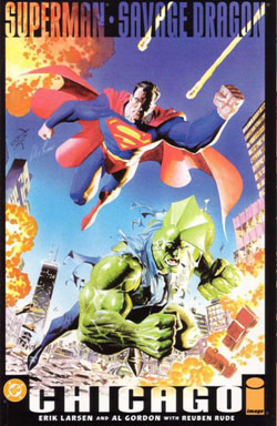Superman/Savage Dragon: Chicago