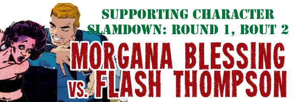 Morgan v. Flash