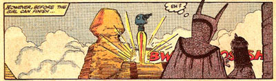 Doctor Strange #53 panel