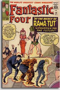 Fantastic Four #19