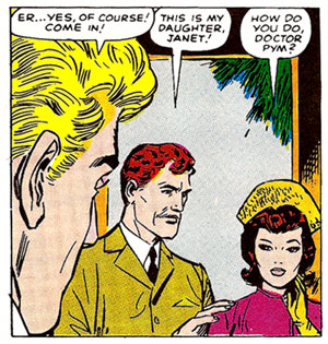 Tales of Suspense #44 panel