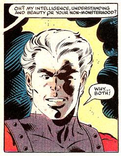 Secret Wars #3 panel