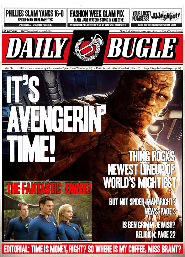 Daily Bugle