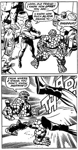 FF #66 panels
