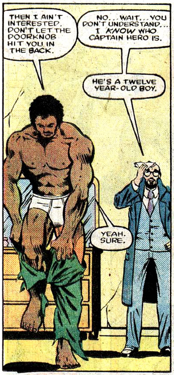 Power Man/Iron Fist #111