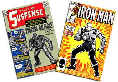 Tales of Suspense #39 and Iron Man #191