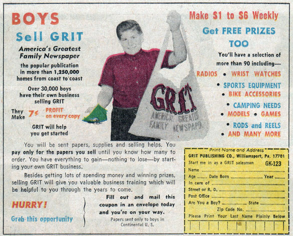 grit newspaper