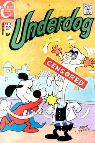 Underdog #4