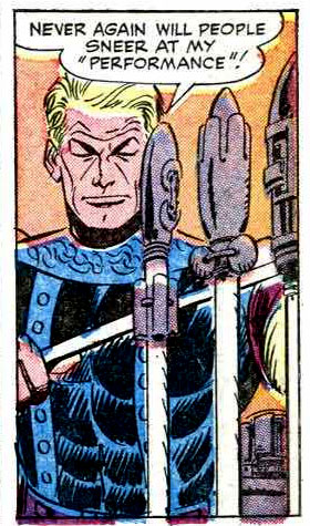 Unsettling Slang of Clint Barton
