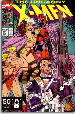 Uncanny X-Men #274