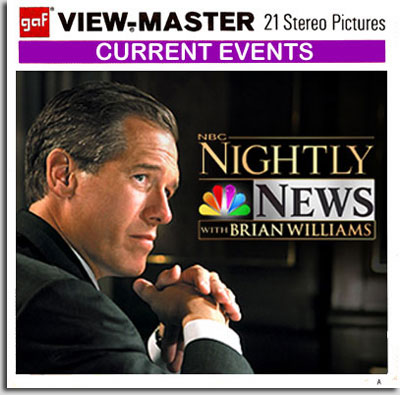 Brian Williams View-Master